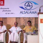 Al Salama Eye Hospital, Perinthalmanna celebrated 13th anniversary